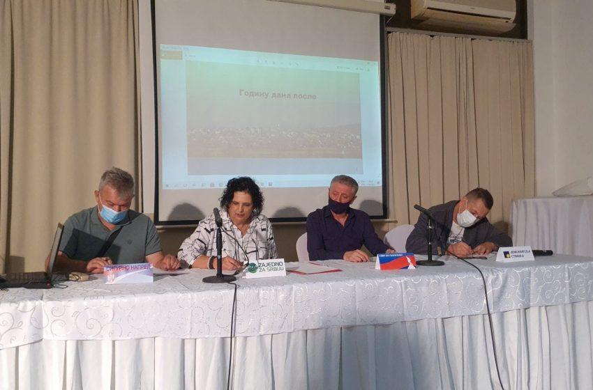 Narednih dana prezentacija – analiza godinu dana SNS vlasti u Paraćinu