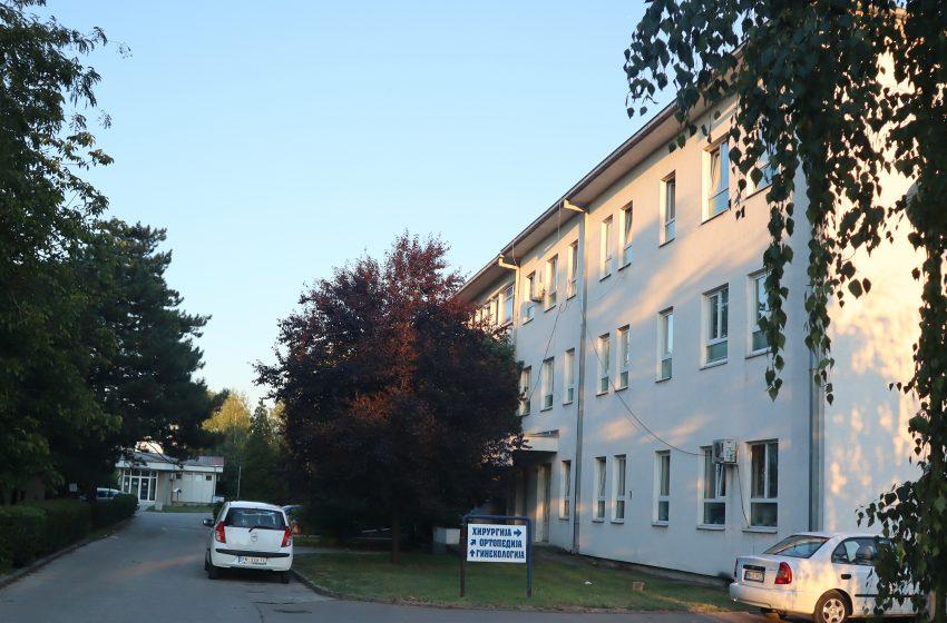 U avgustu 34 pacijenta iz Paraćina u kovid bolnici Kruševac