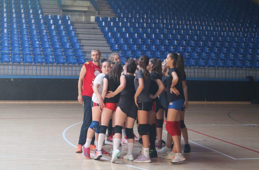 Ženski tim – za nove pobede