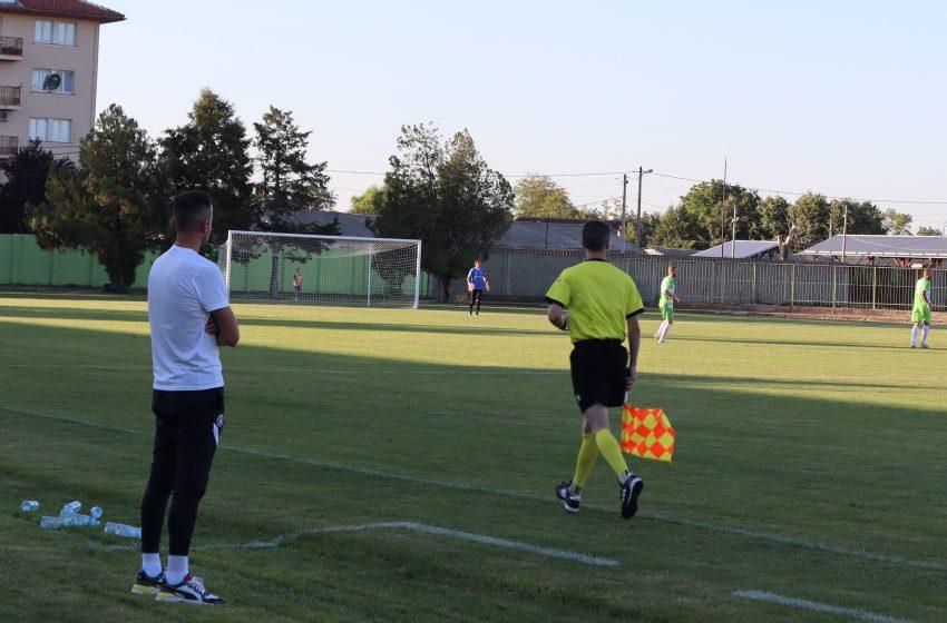 Trener Jedinstva napustio klub