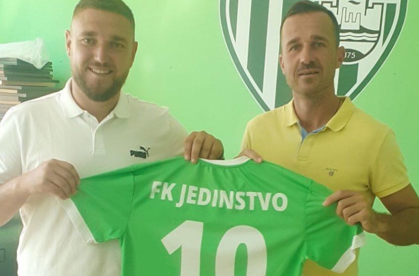 Milan Đorđević novi trener FK Jedinstvo