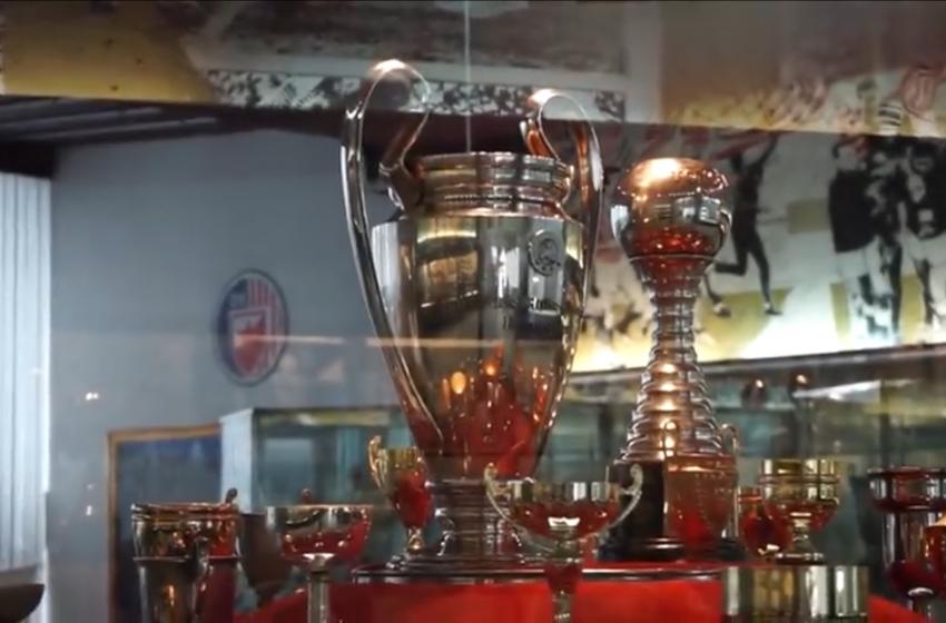 Zvezdini veterani donose repliku trofeja Kupa šampiona u centar Paraćina
