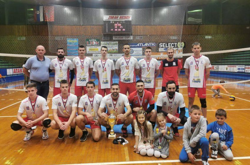 OK Borac osvajač Regionalnog kupa